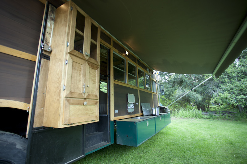 Pull-out Kitchen