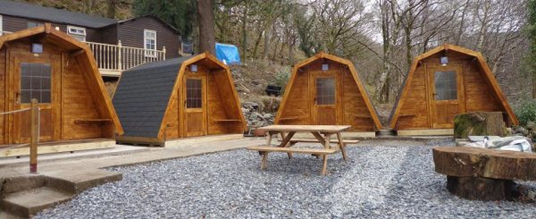 Glamping Cocoons
