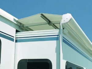 Rv slide out cover