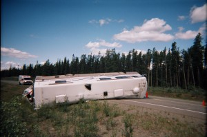 motorhome-in-the-ditch