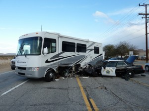police-car-crashed-into-motorhome