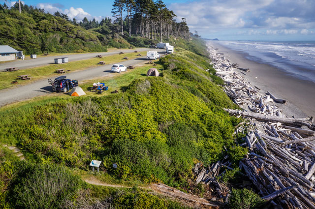 Top Waterfront RV Campgrounds