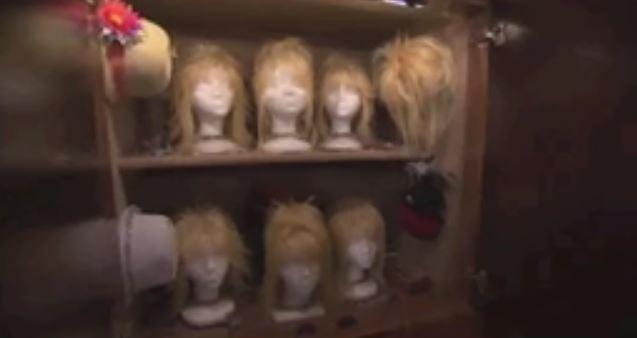 wig closet