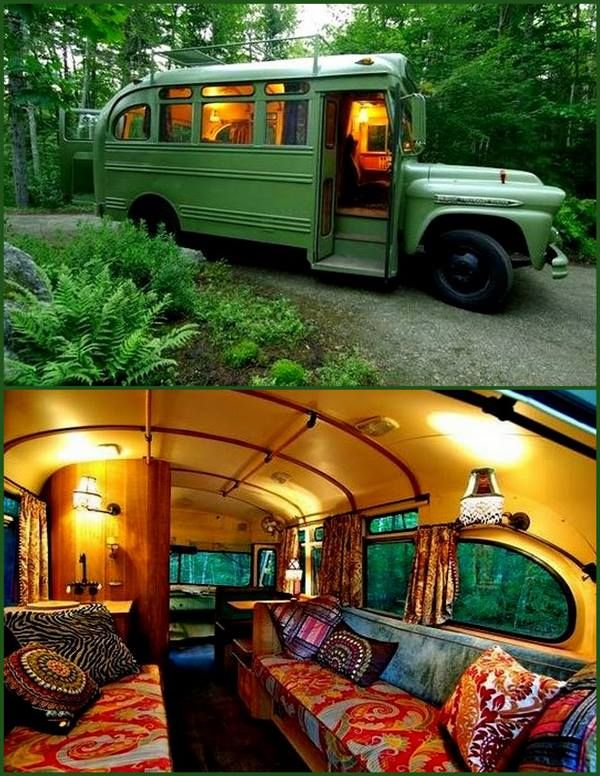 Green on the Outside RV