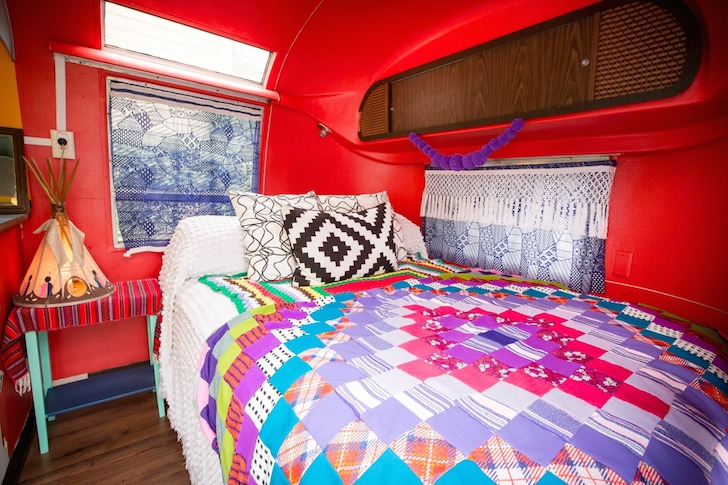 Bedroom-in-Rusty-Lazers-Airstream