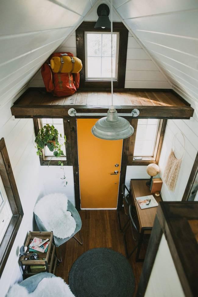 tiny home mobile living