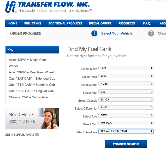Example-of-search-screen-for-replacement-fuel-tank
