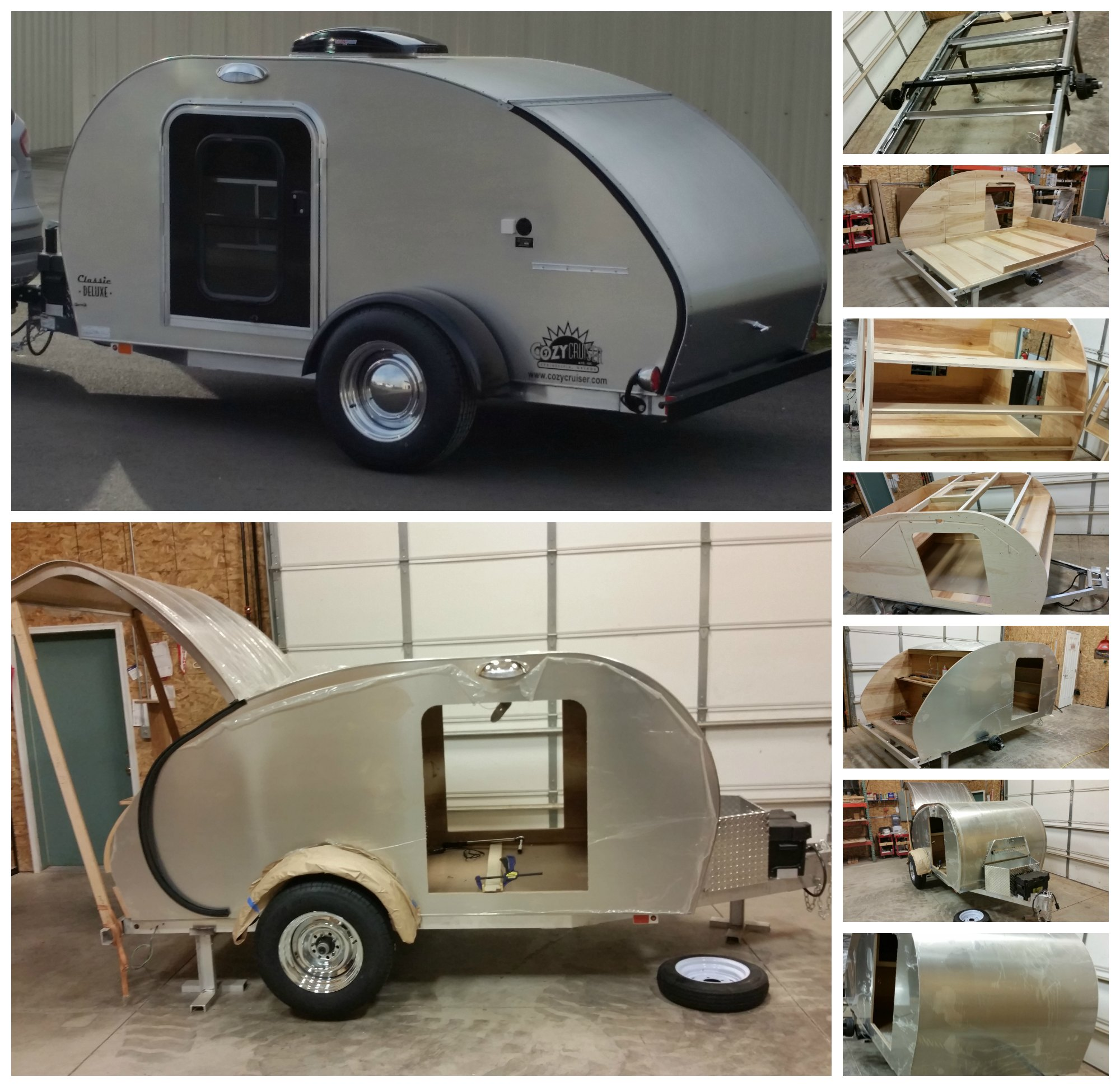 In the build Cozy Campers