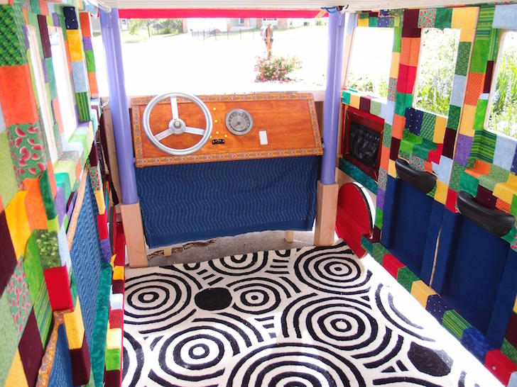 Inside-the-finished-bus-bed