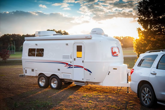 The Oliver Travel Trailer 2015 Legacy Elite II Model - RVshare com
