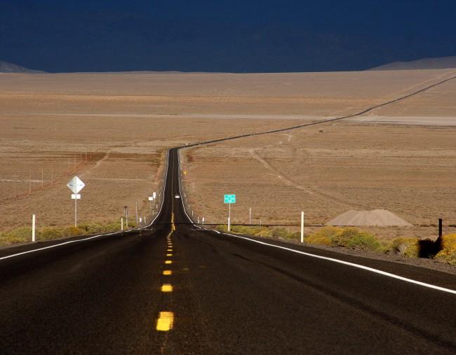 Lonliest road