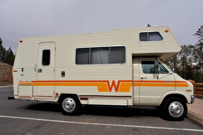 Winnebago on Tour