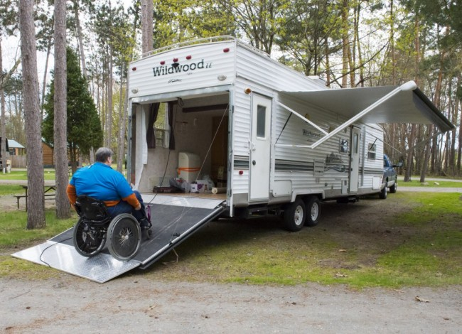 One Man Helps Make Rvs More Accessible For Everyone
