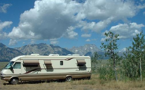 Wyoming_RV_Camping