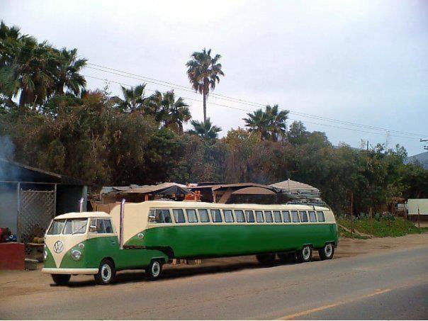 Green Stretch RV
