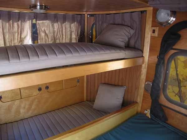 bunk beds in raindrop
