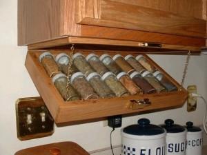 Innovative Spice Rack