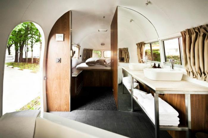 hotel-daniel-airstream interior