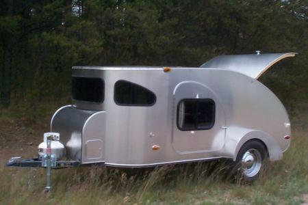 raindrop teardrop trailer by camp inn