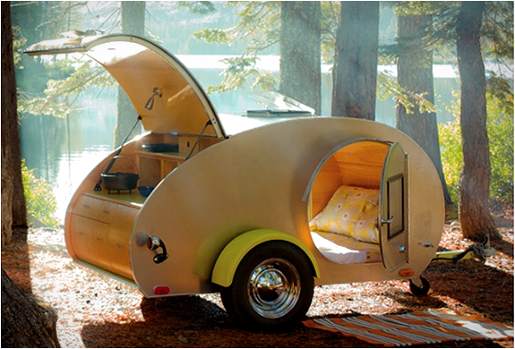Enjoyable 10 Awesome Teardrop Trailers For Exploring The Great Download Free Architecture Designs Scobabritishbridgeorg