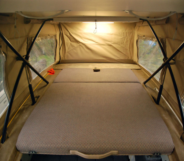 Sportsmobile - Bed Upper - 6