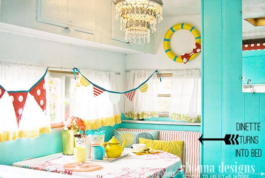 17 Creative RV Decoration Ideas - RVshare com