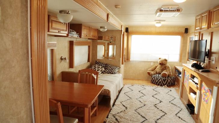 Main-living-area-in-trailer