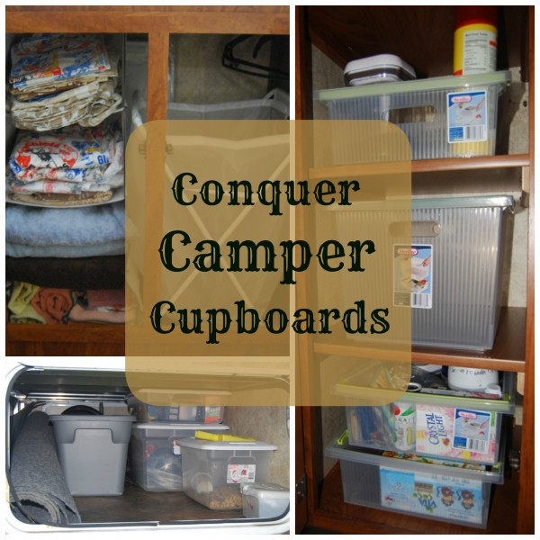 RV cupboard