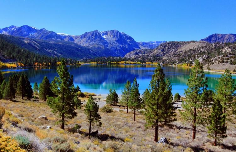 Stunning June Lake