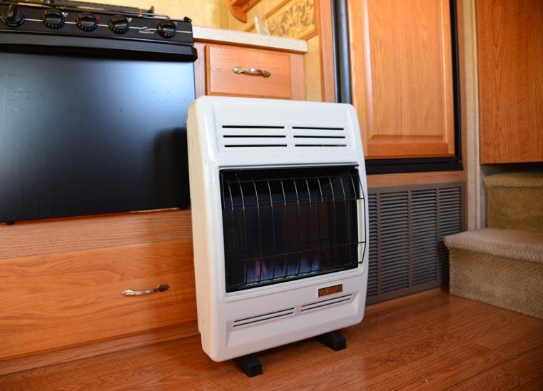 Vent Free Propane Rv Heater