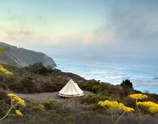 glamping-California-Big-Sur