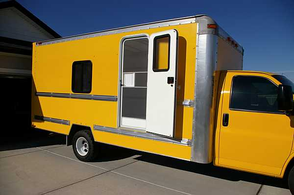 From Moving Van To Homemade RV - RVshare.com