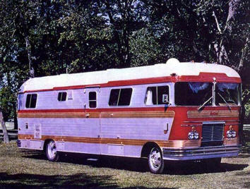 A Blast From The Past: Motorhome History - RVshare com
