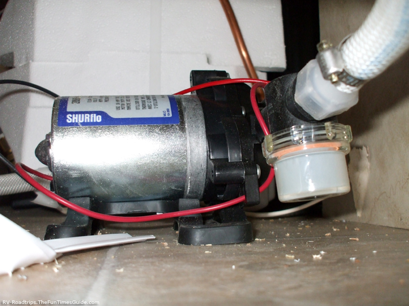 Don't Buy a Shurflo RV Water Pump Until You Read This - RVshare com