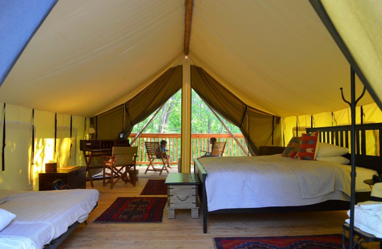 Firelight-Camps-Safari-Tent-King-Bed-Glamping-Glamorous-Camping