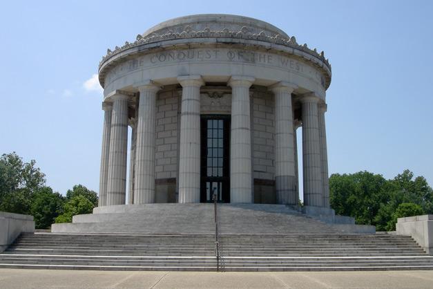 George_Rogers_Clark_Memorial_in_Vincennes,_Indiana