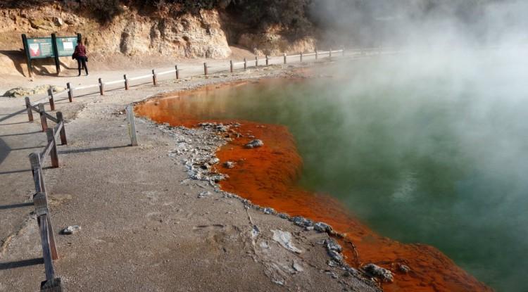 Wai-O-Tapu Thermal Pools