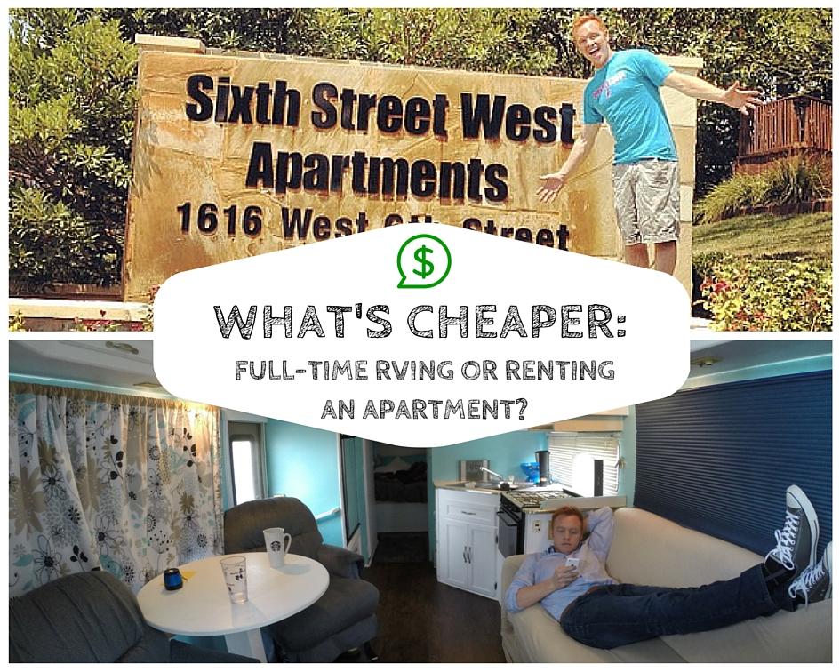 What's cheaper-