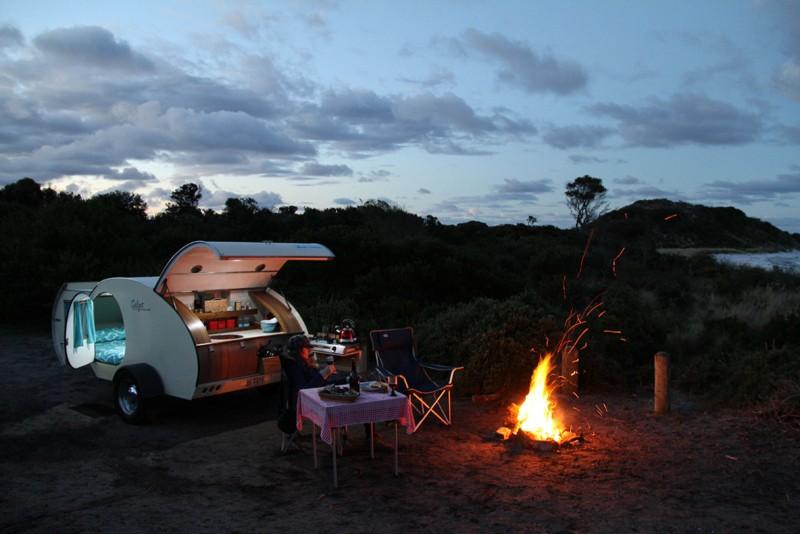 gidget campfire
