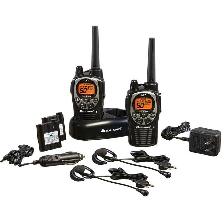 rechargable radios