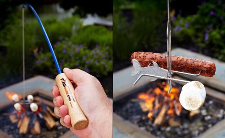 ultimate roasting-rod