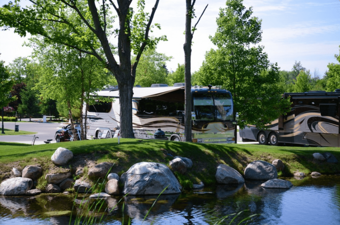 The 75 Best Luxury RV Resorts, Parks, and Campgrounds